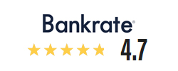 Great Client Reviews on Bankrate